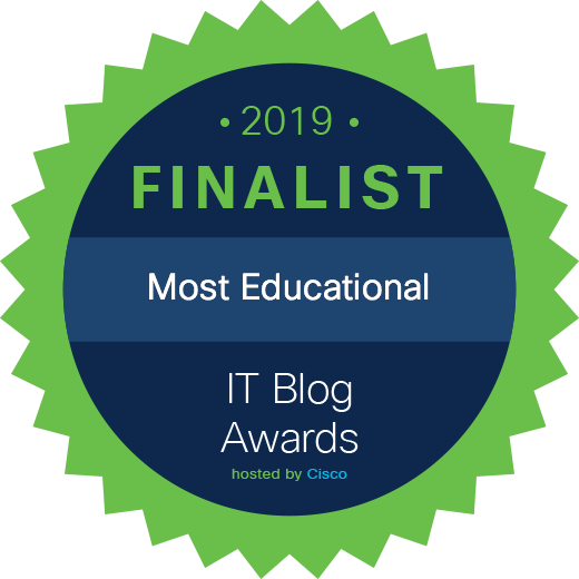 Cisco Blog Awards